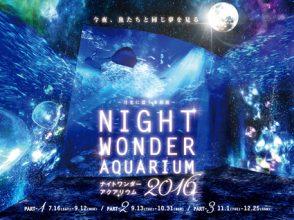 NIGHT WONDER AQUAIUM2016 新江ノ島水族館