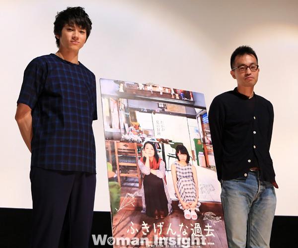 ふきげんな過去,映画,山田裕貴,前田司郎,トークショー