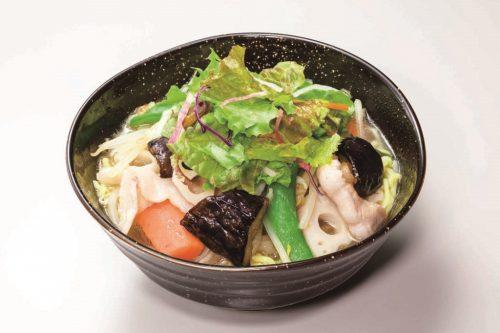 1日分の野菜のベジ塩タンメン