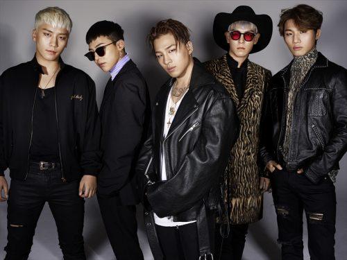 BIGBANG,a-nation,dTV