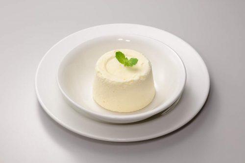 糖質控えめ・バニラアイスケーキ