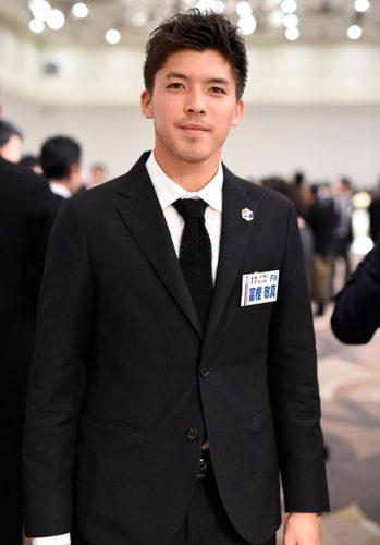 富樫敬真 横浜F.マリノス