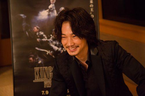 綾野剛,ファイナルファンタジー,FF,映画,KINGSGLAIVE FINAL FANTASY XV