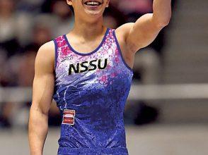 白井健三,体操,リオ,オリンピック,金メダル