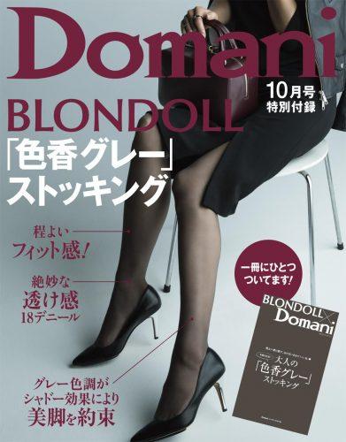 Amazon用表紙Domani10
