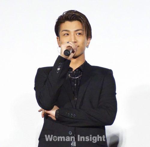 HiGH&LOW,舞台挨拶,EXILE,三代目
