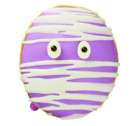 Purple potato Mummy