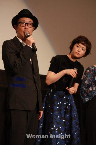 上野樹里,リリー・フランキー,藤竜也,タナダユキ,お父さんと伊藤さん,映画