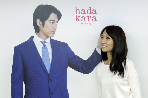 hadakara,ハダカラ,ディーン・フジオカ,新宿駅,フォトブース