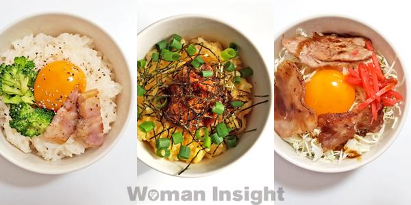 TKG,たまごかけごはん,卵かけご飯,レシピ