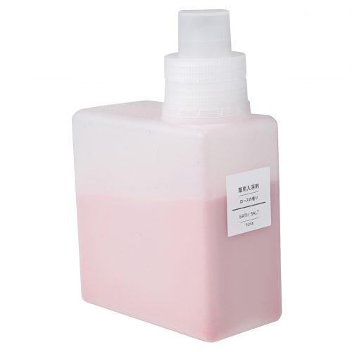 無印良品|ポイントケアクリーム&薬用入浴剤