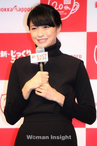 榮倉奈々,じっくりコトコト,ポッカ,新CM