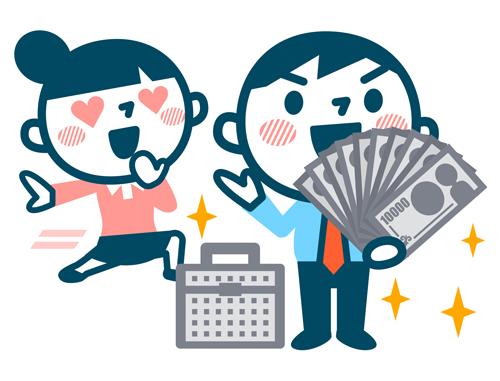 金銭感覚,関東,関西,男性,違い