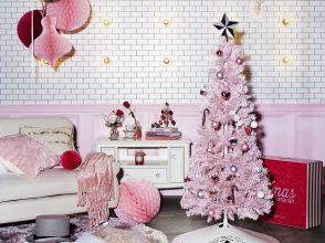 Francfranc,クリスマス,ツリー,インテリア,雑貨