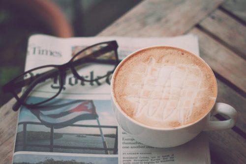 カフェ,気分転換