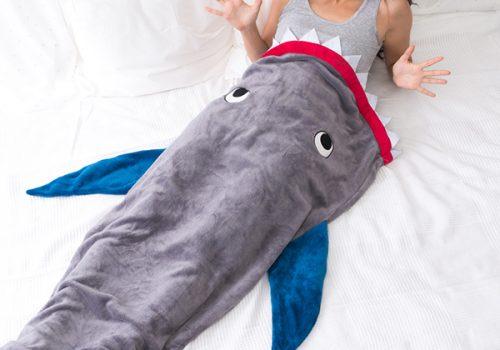 Blankie Tails ブランケット シャーク 4,600円