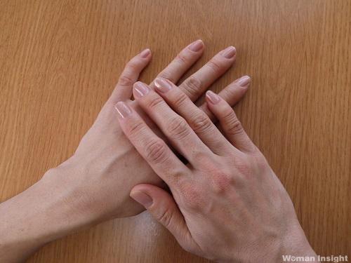 手,ケア,方法,簡単