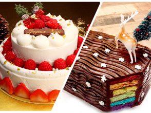 ケーキ,クリスマス,日本,シンガポール,違い