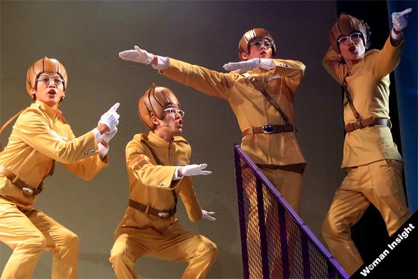 パタリロ,舞台,タマネギ部隊,加藤諒,バンコラン,マライヒ,BL