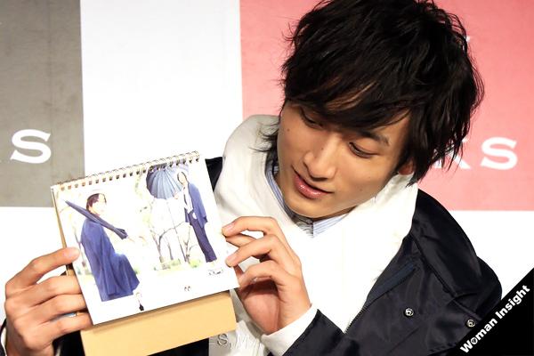 小関裕太,曇天に笑う,覆面ノイズ,モモ,ごめんね青春,カレンダー