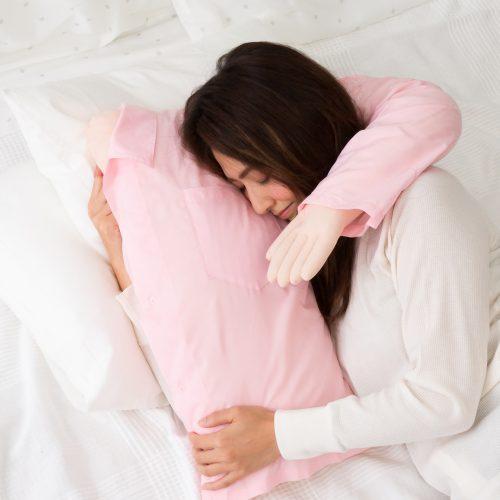 ボーイフレンドピロー,腕枕