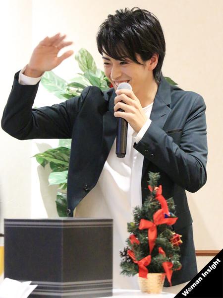 廣瀬智紀,フットメジ,足裏つるつる美人,クリスマス,イベント