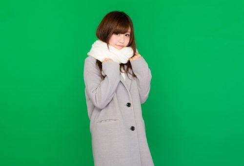 寒い,女性,寒さ対策
