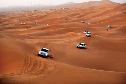 ドバイ,Dubai,砂漠,デザートサファリ