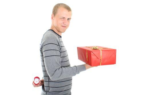 プレゼント,プロポーズ,クリスマス