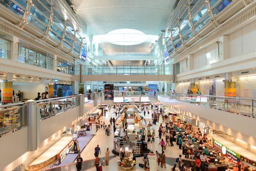 ドバイ,Dubai,空港,ドバイ国際空港