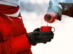 しょうが,紅茶,寒さ対策