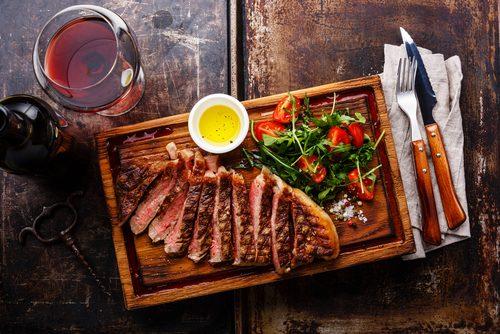 ステーキ,肉,美味しい
