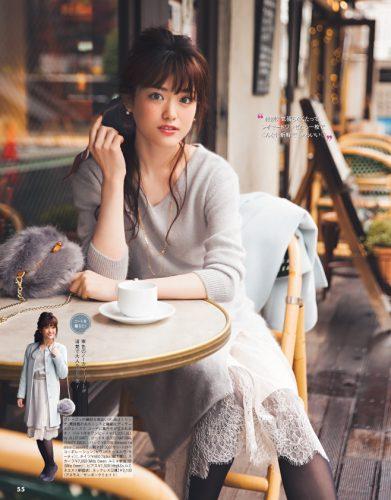 CanCam,ファッション,冬,王道,かわいい,スタイル,おしゃれ,アイテム,