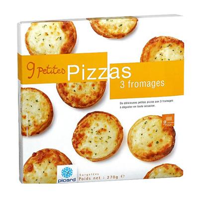 Picard,ピカール,フランス,冷凍食品,人気