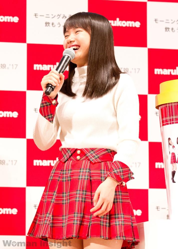 モーニング娘。,モーニング娘。'17,morning musume,モーニングみそ汁,横山玲奈