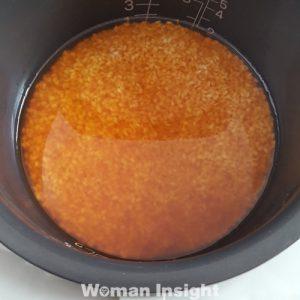 餅,もち,アレンジ,簡単,おこわ,炊飯器