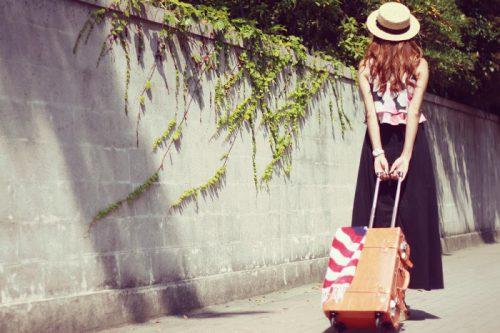 ひとり旅,おひとりさま