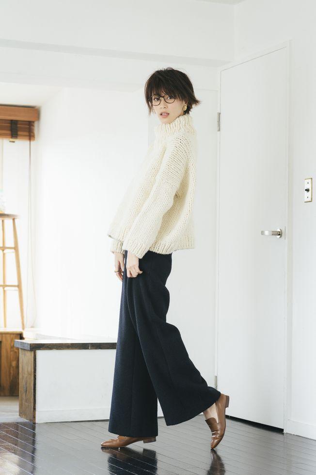 CanCamファッションモデルの坂田梨香子