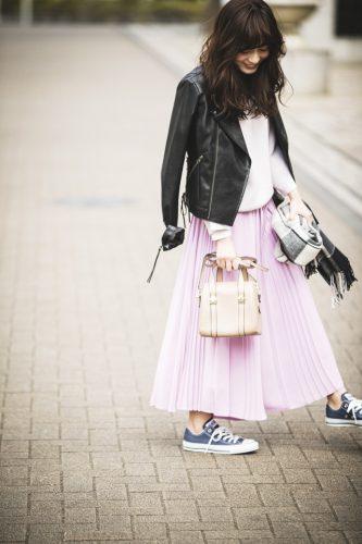 最高気温13度の服装,中村麻美,今日のコーデ