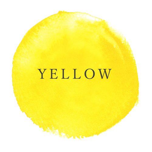 イエロー,黄色