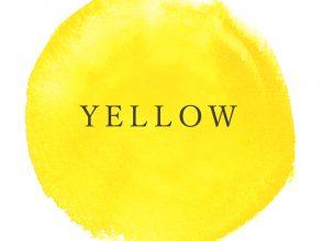 ラッキーカラー,カラー占い, イエロー, 黄色