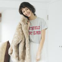 楓,cancam,モデル,E-girls