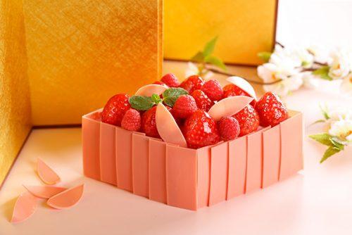 miyako,ひな祭り,スイーツ,限定,ケーキ,シェラトン