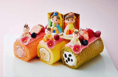 royal,ひな祭り,スイーツ,限定,ケーキ,ロイヤルパークホテル
