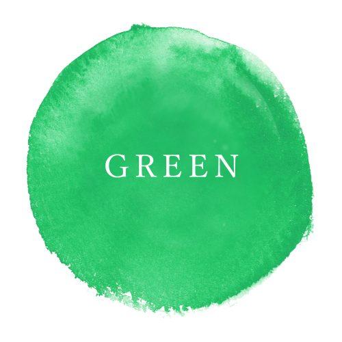 カラー占い, 色占い, グリーン
