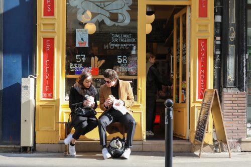 パリ,行列,グルメ,サンド,サンドイッチ,モッツァレラ,Mmmmozza,原宿,新,オープン,