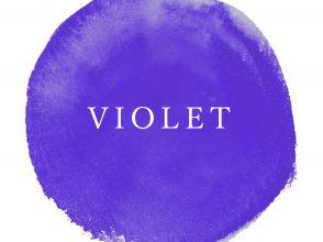 今日のカラー占い, ラッキーカラー, バイオレット, 紫