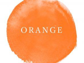 今日のカラー占い, ラッキーカラー, オレンジ