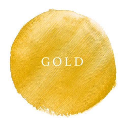 カラー占い, 色占い, ゴールド