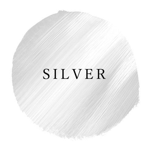 カラー占い, シルバー, 銀